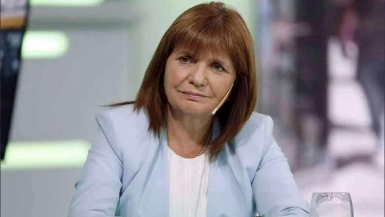 Patricia Bullrich presidenta del PRO